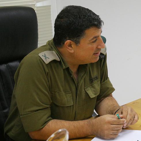 Gen. Yoav Mordechai. (Photo: Alex Kolomoisky) (Photo: Alex Kolomoisky)