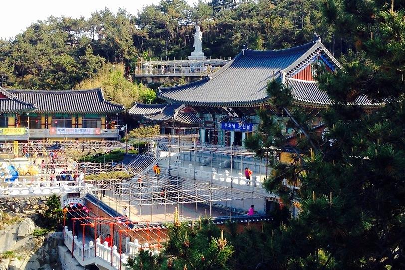 מקדש האאדונג יונגגונג  (צילום: שי זדה)
