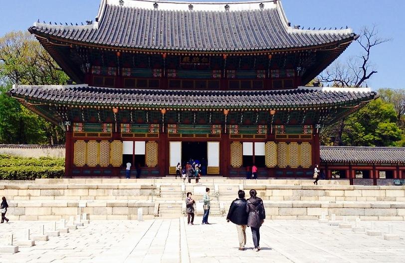 ארמון צ'אנגדאוקונג (צילום: שי זדה)