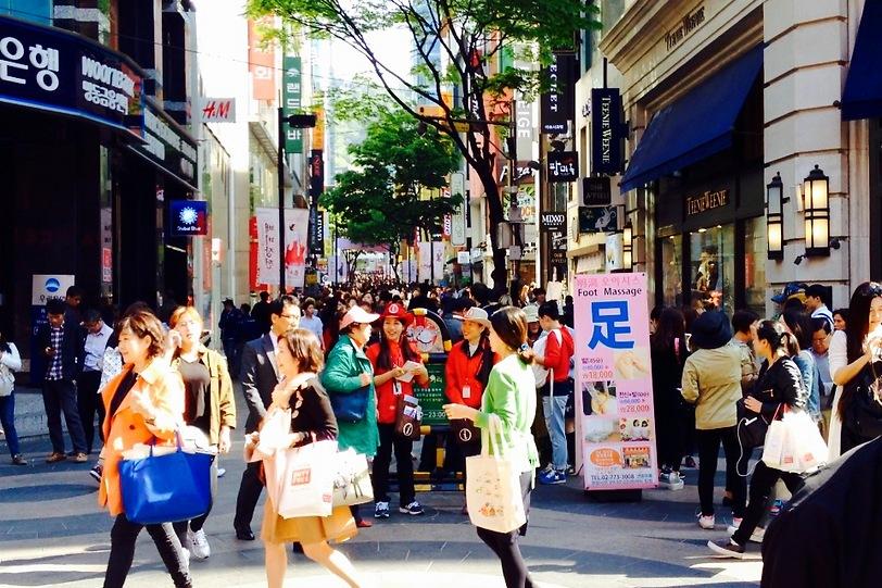 הסמטאות של מיונג-דונג (צילום: שי זדה)