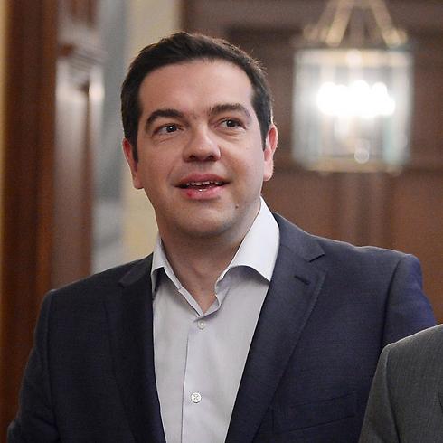 לא רוצה להפריד את יוון מאירופה. ציפראס (צילום: AFP) (צילום: AFP)