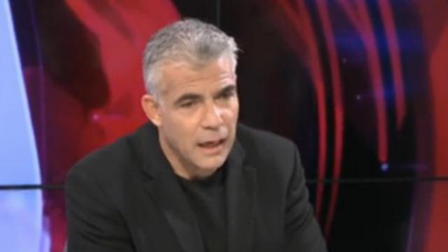 Yair Lapid (Photo: Eli Segal, Avi Hai)