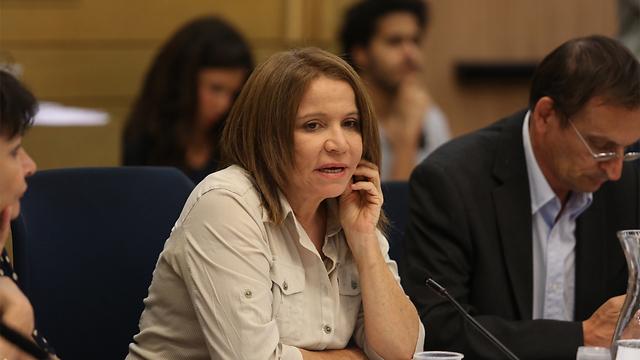 Shelly Yachimovich (Photo: Gil Yohanan)
