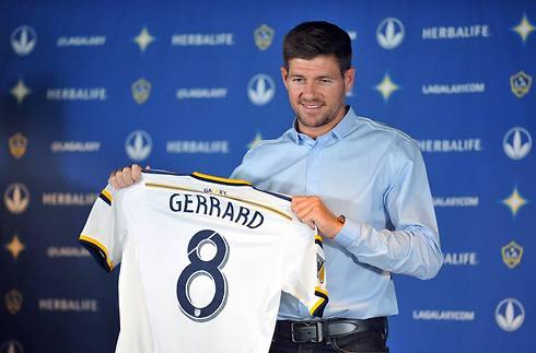 עבר ל-MLS כדי שלא לפגוש את ליברפול במסגרת רשמית. ג'רארד (צילום: רויטרס) (צילום: רויטרס)