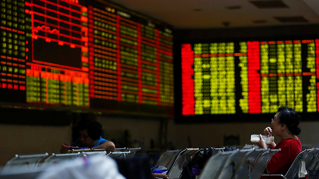 The Shanghai Stock Exchange (Photo: Reuters)