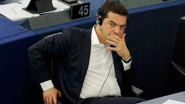 ראש ממשלת יוון ציפרס (צילום: רויטרס) (צילום: רויטרס)