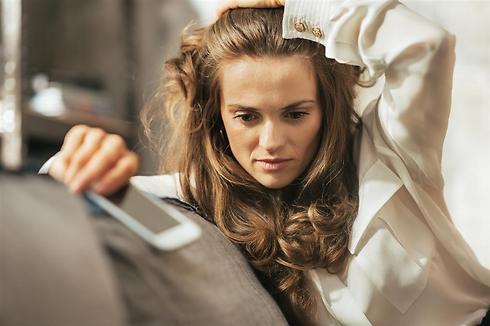 לחץ מוגזם מרוקן את יותרת הכליה. צאו מהלחץ (צילום: Shutterstock) (צילום: Shutterstock)
