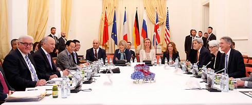 World powers meet in Vienna (Photo: AP)