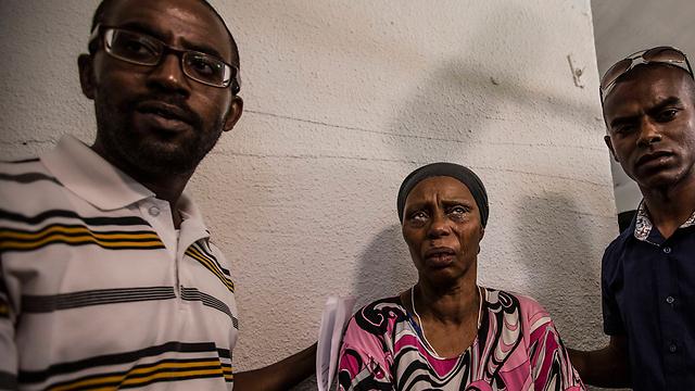 Mangisto family. (Photo: AP) (Photo: AP)