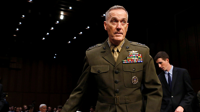 Marine Corps General Joseph Dunford (Photo: Reuters)