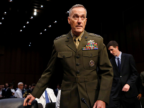 Chairman of the Joint Chiefs of Staff Gen. Joseph Dunford said in Congress he believed Iran to be fulfilling the agreement  (Photo: Reuters) (Photo: Reuters)