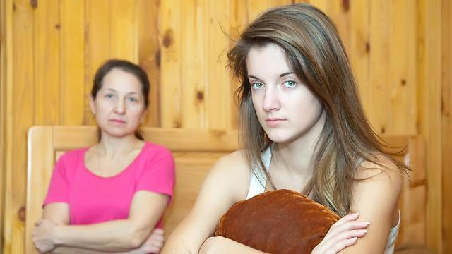 פתאום לילד יש דעות ורצונות והם הרבה פעמים מנוגדים לשלנו (צילום: shutterstock) (צילום: shutterstock)