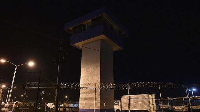 בית הכלא שממנו ברח גוסמן (צילום: AFP) (צילום: AFP)