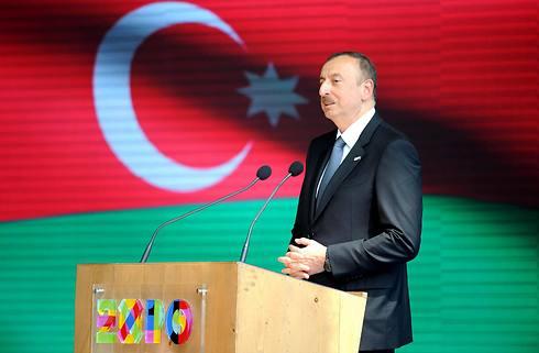 Azerbaijan's President Ilham Aliyev (Photo: EPA)