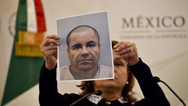 """""""הנמוך"""" שוב מאחורי הסורגים (צילום: AFP) (צילום: AFP)"""
