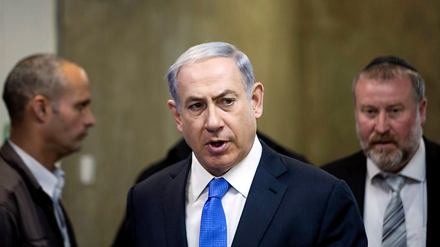 Prime Minister Benjamin Netanyahu (Photo:Reuters)