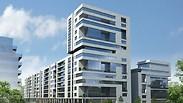 הדמיה: גוגנהייים בלוך אדריכלים ומתכנני ערים