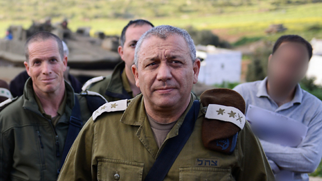 IDF Chief of Staff Lt. Gen. Gadi Eisenkot (Photo: IDF Spokesman) (Photo: IDF Spokesperson)
