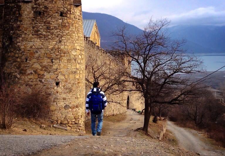 למצודת אנאנורי (צילום: שי זדה)