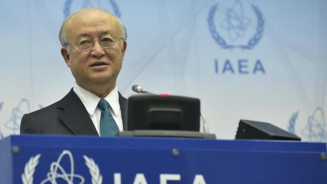 IAEA head Yukiya Amano. (Photo: EPA)