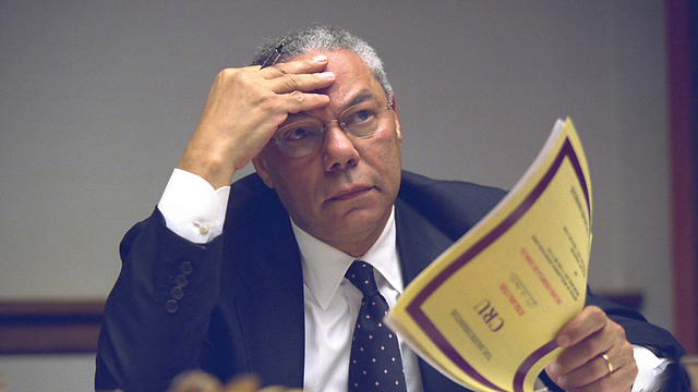 Then Secretary of State Powell (Photo: Reuters)