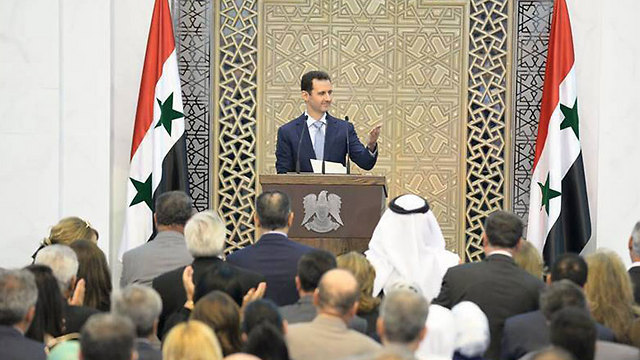 President Assad - part of the solution or part of the problem? (Photo: AFP) (Photo: AFP)