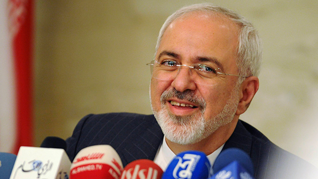 Iranian Foreign Minister Mohammad Javad Zarif (Photo: AP) (Photo: AP)