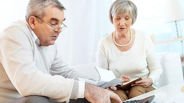 Пенсионеры. Фото: shutterstock