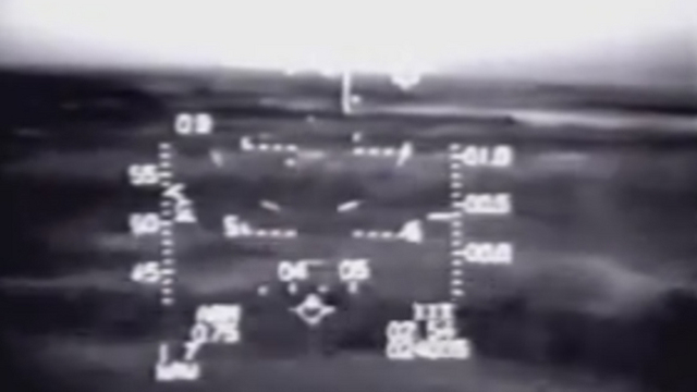 The attack on the Iraqi nuclear reactor  (Photo: IDF Archive and Defense Ministry)