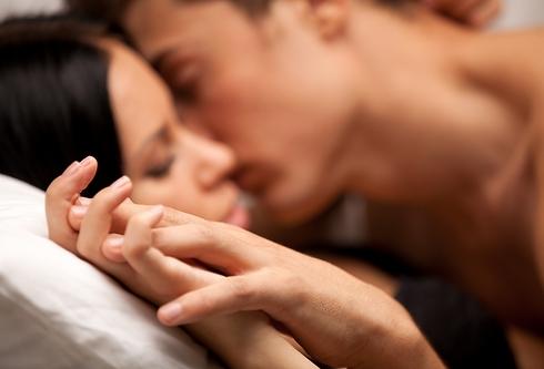 """""""רק שליש מהנשים מגיעות לאורגזמה נרתיקית"""" (צילום: Shutterstock) (צילום: Shutterstock)"""