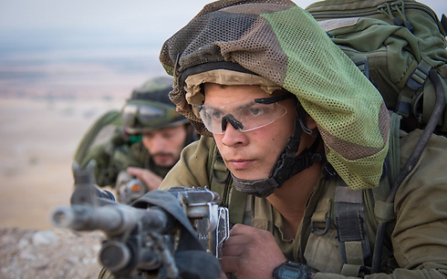 The Lions of Jordan (Photo: IDF Spokesperson)