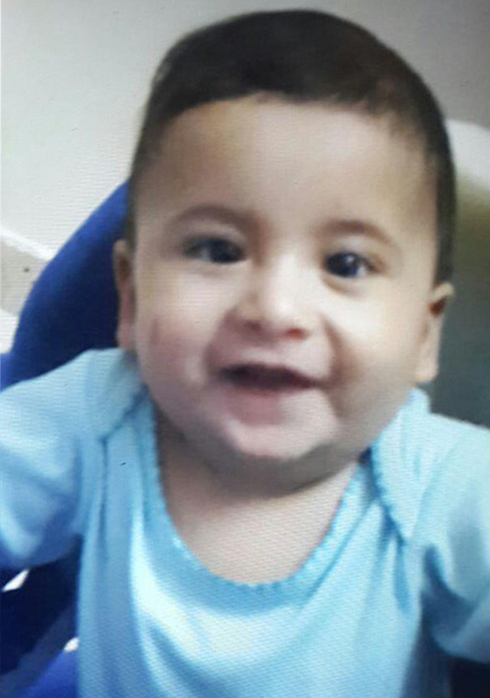 Baby Ali Dawabsheh