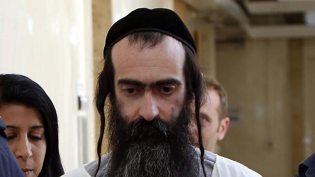 Yishai Shlissel the pride parade killer (Photo: AFP)