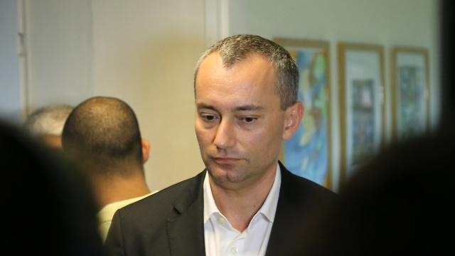 Nickolay Mladenov (Photo: Motti Kimchi) (Photo: Motti Kimchi)