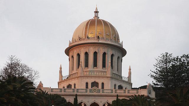 Бахайский храм в Хайфе. Фото: Авишаг Шаар-Ишув