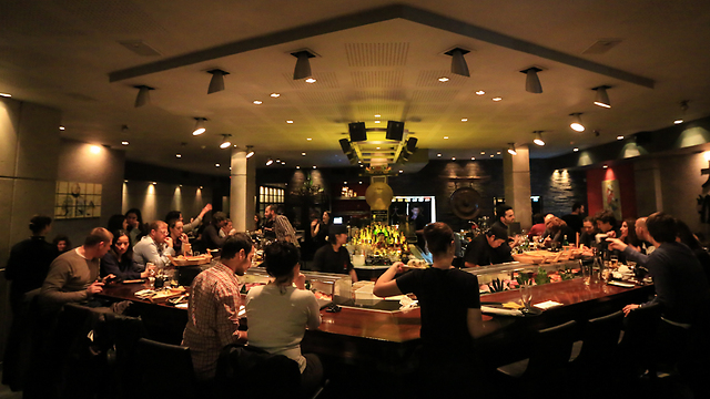 Onami. The place to experience many facets of Nipponese culinary arts (Photo: Yossi Alterman)