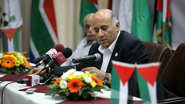 Jibril Rajoub (Photo: Amit Shabi) (Photo: Amit Shabi)