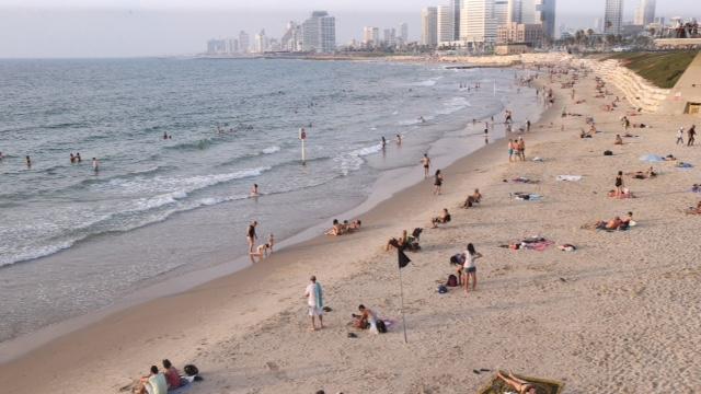 מאזן שלילי גם בתל אביב (צילום: מוטי קמחי) (צילום: מוטי קמחי)