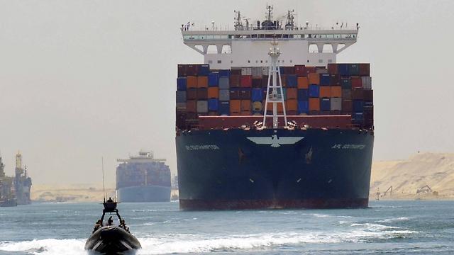 Suez Canal (Photo: Reuters) (Photo: Reuters)