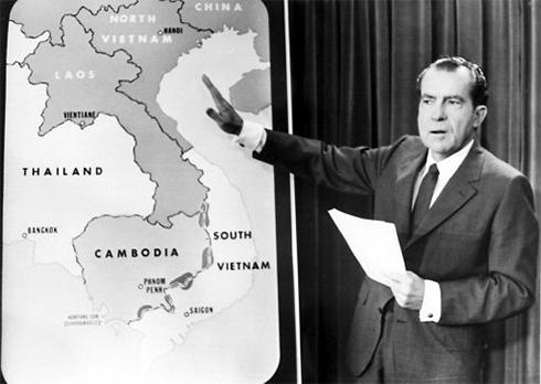 לא רצה להיות הנשיא הראשון שהודח, אבל היה הראשון שהתפטר מתפקידו. ריצ'רד ניקסון (צילום: AFP) (צילום: AFP)
