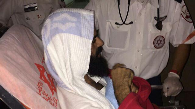 Palestinian hunger striker Mohammed Allaan transferred to Barzilai Medical Center on Sunday