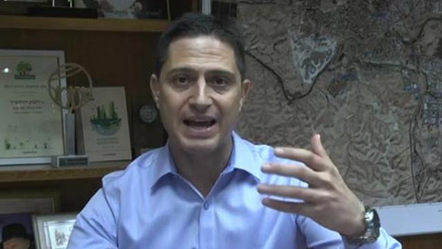 ראש העיר באר שבע, רוביק דנילוביץ' ()