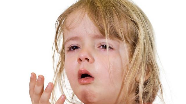 קשיי נשימה שעלולים להיות מסכני חיים. תגובה אלגית למזון (צילום: shutterstock) (צילום: shutterstock)
