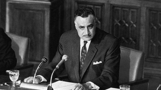 Gamal Abdel Nasser (Photo: Gettyimages)