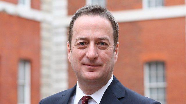 UK Ambassador David Quarrey (photo: UK Embassy) (Photo: British Embassy)