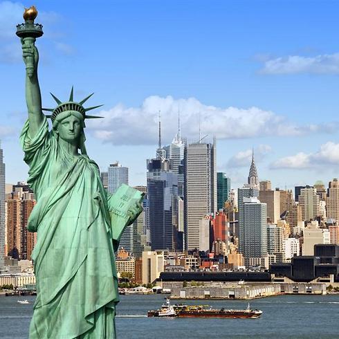 פסל החירות (צילום: shutterstock) (צילום: shutterstock)