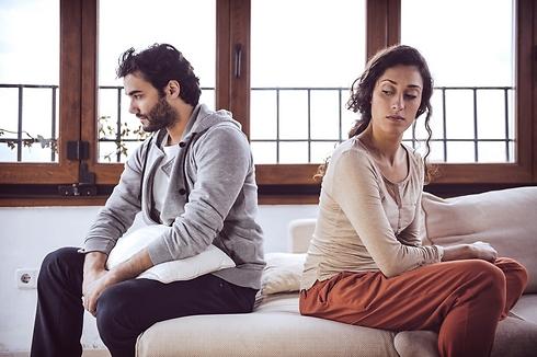 אנחנו חוששים לשחזר את הרגשות הנוראיים שהרסו לנו את האהבה הקודמת (צילום: Shutterstock) (צילום: Shutterstock)