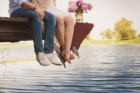 אירוע נדיר ומשנה חיים. אהבה (צילום: Shutterstock) (צילום: Shutterstock)