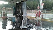 Photo: Judea and Samaria Fire Dept