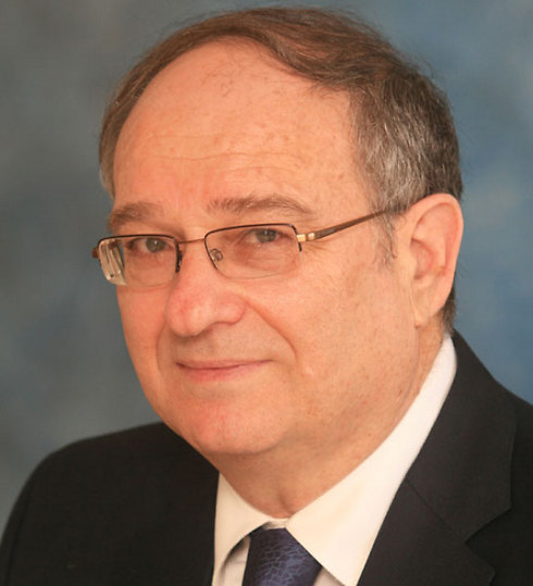 Prof. Peretz Lavie (Photo: Yoav Bachar) (Photo: Yoav Bachar)